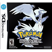 Pokemon Black Version Nintendo Ds Semi-novo