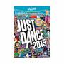 Just Dance 2015 Nintendo Wii U Novo E Lacrado Rcr Games