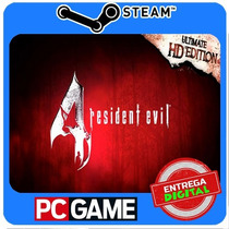 Resident Evil 4: Ultimate Hd Edition Steam Cd-key Global