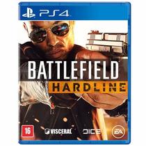 Battlefield Hardline Ps4 Em Português Frete Grátis P Todo Br