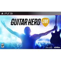 Guitar Hero Live - Ps3 - Pronta Entrega!