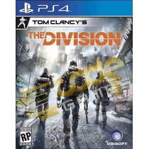 Tom Clancys The Division Ps4 Vip Digital Promoção Pré Venda