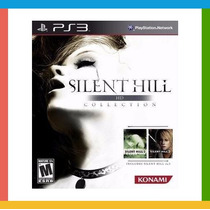 Silent Hill Hd Collection Jogo Ps3 (silent 2 + 3 ) Midia Fis