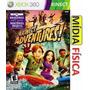 Kinect Adventure Xbox360 - Midia Fisica Original