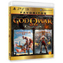 God Of War Collection 2 Jogos Remasterizados Hd Lacrado Ps3