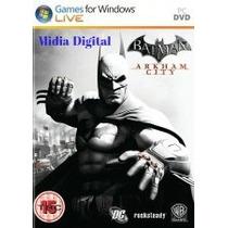 Batman Arkham City Goty Pc Envio Em 5 Minutos Original