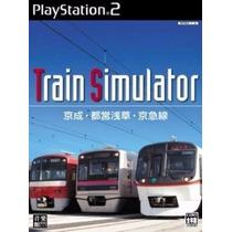 Jogo Ps2 - Train Simulator
