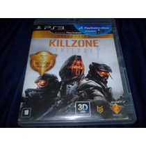 Killzone Trilogy Ps3 Nacional Aceito Mercado Pago