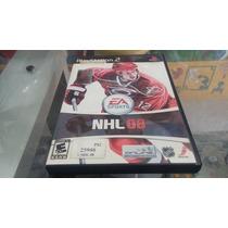 Nhl 08 Playstation 2 (seminovo)