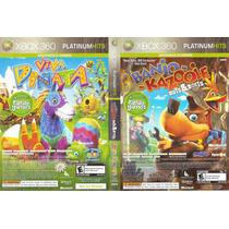 Banjo Kazooie + Viva Piñata - Game Xbox 360