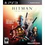Hitman Hd Trilogy Ps3 Mídia Física Frete Grátis 3 Jogos Full