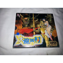 Ghouls N Ghosts Original Japones Completo Para Pc Engine Cd