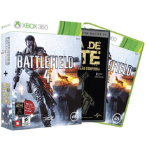 Lacrado Battlefield 4 Bf4 Português Br Tropa Elite Xbox 360