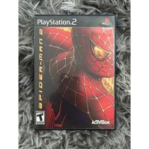 Novo Jogo Ação Spider-man 2 Original Caixa Manual 100%