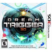 Jogo P/ Nintendo 3ds Dream Trigger