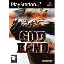 God Hand Ps2 Patch Com Capa E Impressão
