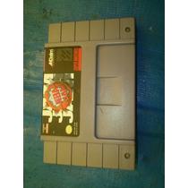 Cartucho Nba Jam Para Super Nintendo