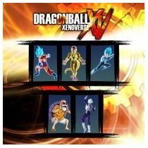 Dragon Ball Xenoverse Resurrection F Pack Ps3 Psn Promoção