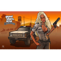 Patche Grand Theft Auto Sanandreas