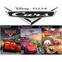 Patchs Cars (carros), Race O Rama, Mater National Ps2 Play 2