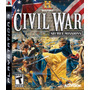 Ps3 - Civil War By History Chanel (secret Missions)