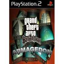 Gta San Andreas Armageddon Ps2 Patch + 2 De Brinde