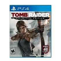 Tomb Raider Ps4 Português Secundaria Psn Rafa Gamer !