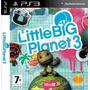 Little Big Planet 3 Ps3 Dublado Br - Cod Psn Via Email
