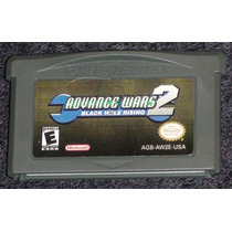 Gba: Advance Wars 2 Rpg Original Americano! Cartucho Novinho