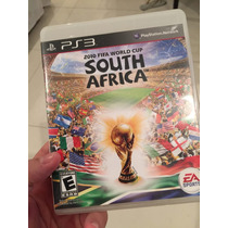 Fifa World Cup South Africa P/ Ps3