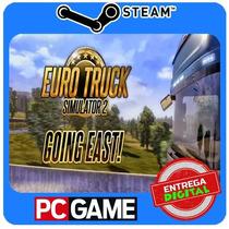 Euro Truck Simulator 2 - Going East Dlc Steam Cd-key Global