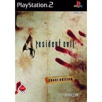 Patch Resident Evil 4 Chat Edition Em Português Ps2 + 1