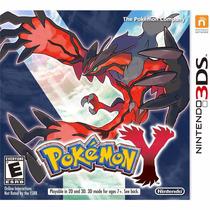 Pokemon Y Version - Nintendo 3ds Original Completo