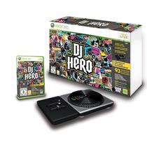 Jogo Dj Hero X360 Usado!