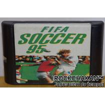 Fifa Soccer 95 - Futebol - Copa Do Mundo - Jogo - Mega Drive