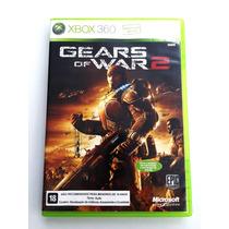 Gears Of War 2 Original Mídia Física