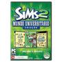 Jogo The Sims 2: Mundo Universitário Para Pc - Coleção