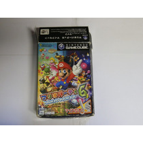 Mario Party Game Cube Produto Semi Novo Completo