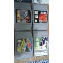 Fitas Para Nintendo64 Originais Americanas