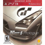 Jogo Ps3 Gran Turismo 5 Prologue G. Hits Original Lacrado