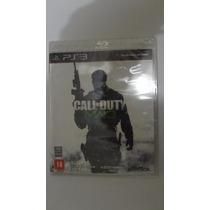 Call Of Duty Modern Warface 3 Ps3 - Novo E Lacrado