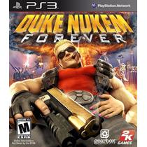 Jogo Ps3 Duke Nukem Forever Original E Lacrado Mídia Física