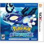 Pokemon Alpha Sapphire - Nintendo 3ds - Lacrado / Novo !!!