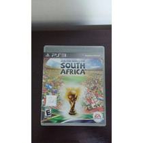 Jogo Ps3 - 2010 Fifa World Cup South Africa - Original