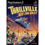 Thrillville Off The Rails Ps2 Patch Frete Unico