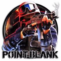 Point Blank - Cartão De 10.000 Cash - Envio Em 10 Minutos