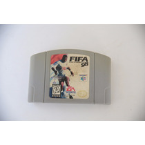 Fifa Road To World Cup 98 Nintendo 64 N64