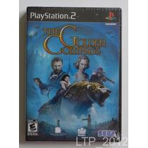 Jogo Para Ps2 Playstation 2 - The Golden Compass - Lacrado