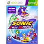 Sonic Free Riders - Xbox 360 - Novo, Original E Lacrado