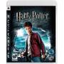 Harry Potter Half Blood Prince (ps3 Original) Semi-novo